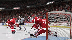 NHL 09 Screenshot from Shacknews