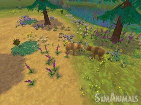 SimAnimals Screenshot from Shacknews