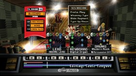Guitar Hero World Tour Screenshot from Shacknews