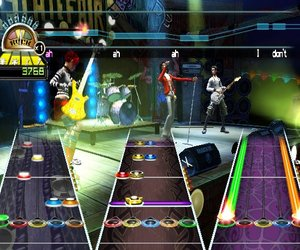 Guitar Hero World Tour Chat