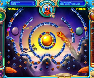 Peggle Nights Screenshots
