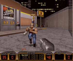 Duke Nukem 3D Screenshots