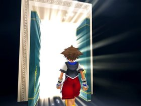 Kingdom Hearts: Re-Chain of Memories Screenshot from Shacknews