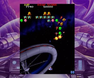 Namco Museum: Virtual Arcade Files