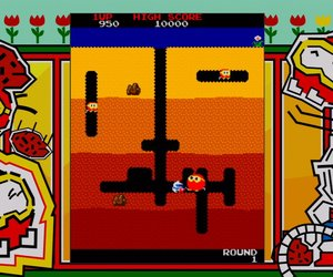 Namco Museum: Virtual Arcade Screenshots