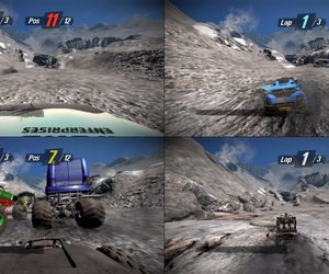 MotorStorm Pacific Rift Videos