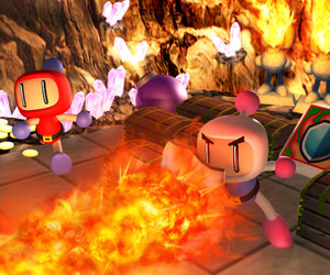 Bomberman Blast Chat