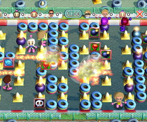 Bomberman Blast Screenshots