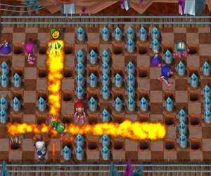 Bomberman Ultra Screenshots