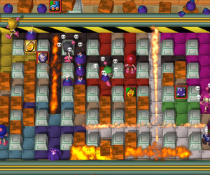 Bomberman Ultra Files