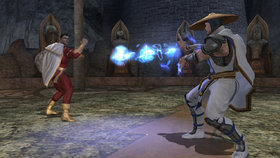 Mortal Kombat vs. DC Universe Screenshot from Shacknews