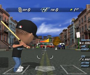 MLB Stickball Screenshots
