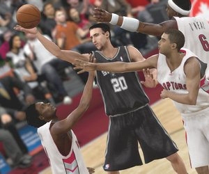 NBA 2K9 Screenshots