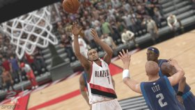 NBA 2K9 Screenshot from Shacknews