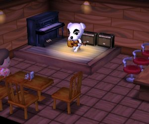 Animal Crossing: City Folk Screenshots