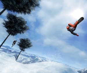 Shaun White Snowboarding Screenshots