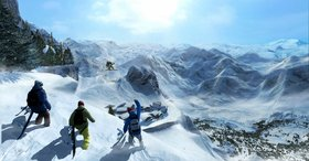 Shaun White Snowboarding Screenshot from Shacknews