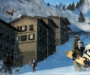 Shaun White Snowboarding Screenshots