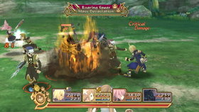 Tales of Symphonia: Dawn of the New World Screenshot from Shacknews