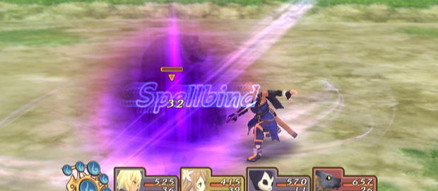 Tales of Symphonia: Dawn of the New World News