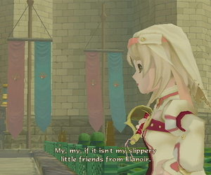 Tales of Symphonia: Dawn of the New World Screenshots