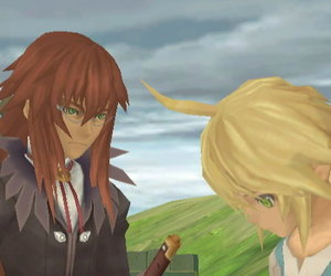 Tales of Symphonia: Dawn of the New World Files