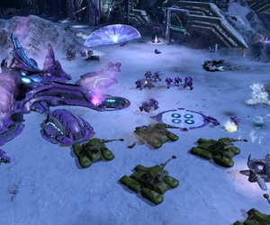 Halo Wars Chat