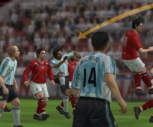 Pro Evolution Soccer 2009 Chat