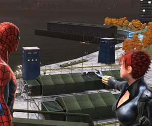 Spider-Man: Web of Shadows Videos