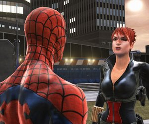 Spider-Man: Web of Shadows Files