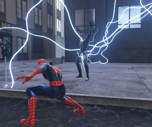 Spider-Man: Web of Shadows Screenshots
