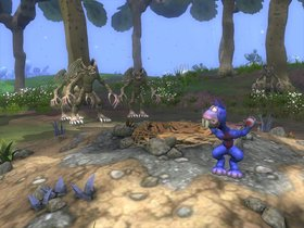 SPORE Creepy and Cute Parts Pack Screenshot from Shacknews