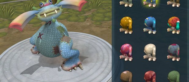 Spore Creepy & Cute Parts Pack News