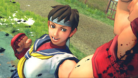 Street Fighter IV Screenshot from Shacknews