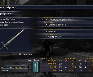 The Last Remnant Chat