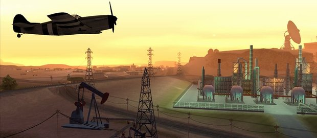 Grand Theft Auto: San Andreas News
