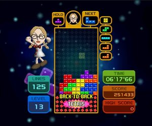 Tetris Party Files