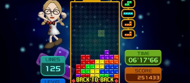 Tetris Party News