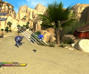 Sonic Unleashed Files