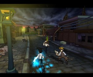 Penny Arcade Adventures: On the Rain-Slick Precipice of Darkness, Ep. 1 Files