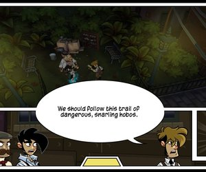 Penny Arcade Adventures: On the Rain-Slick Precipice of Darkness, Ep. 1 Chat