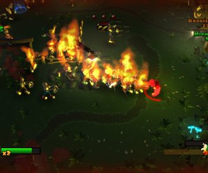 Burn Zombie Burn Screenshots