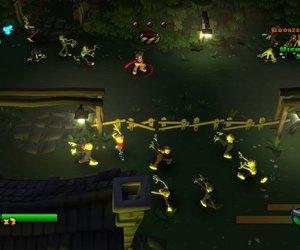 Burn Zombie Burn Screenshots