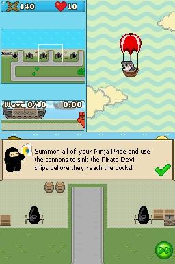 Ninjatown Screenshots