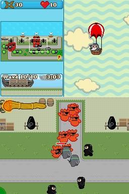 Ninjatown Chat
