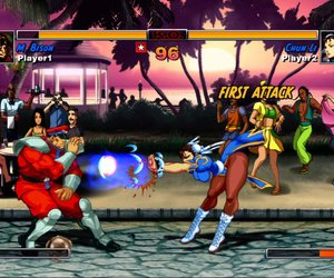 Super Street Fighter II Turbo HD Remix Videos