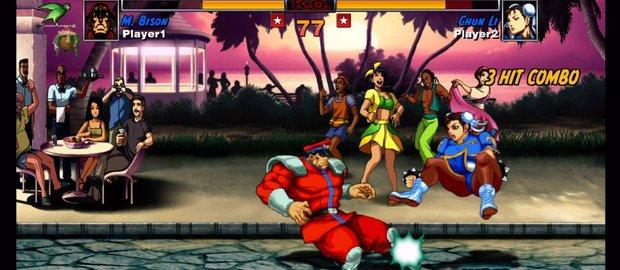 Super Street Fighter II Turbo HD Remix News