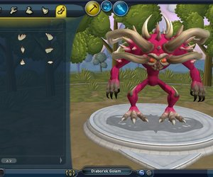 Spore Creepy & Cute Parts Pack Videos