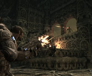 Gears of War 2 Chat