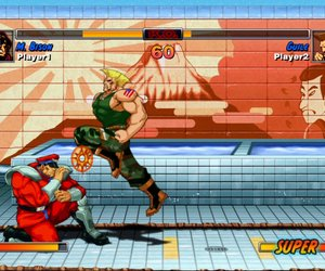 Super Street Fighter II Turbo HD Remix Screenshots